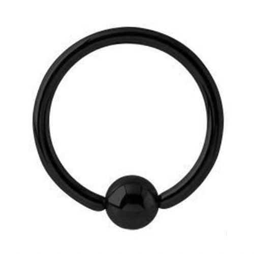 Black Ball Closure Ring